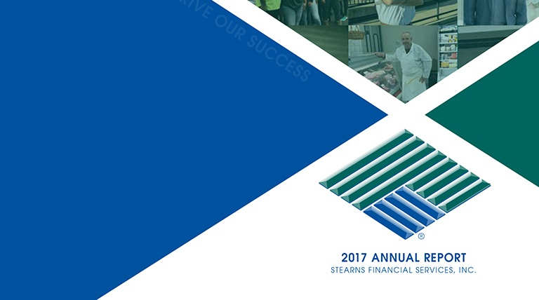 2017 Stearns Financial Services Annual Report-Cover-med