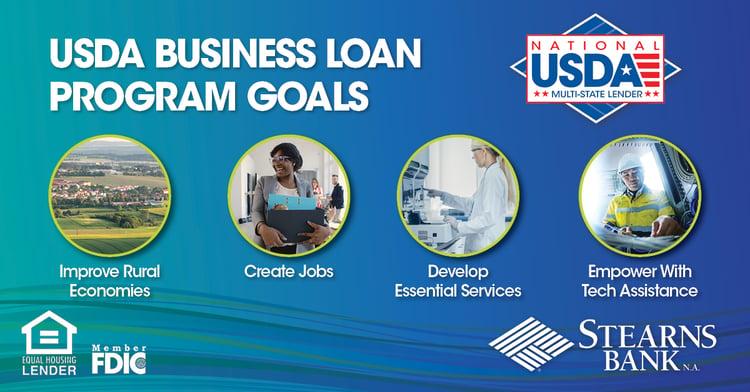 USDA Social Post - Goals