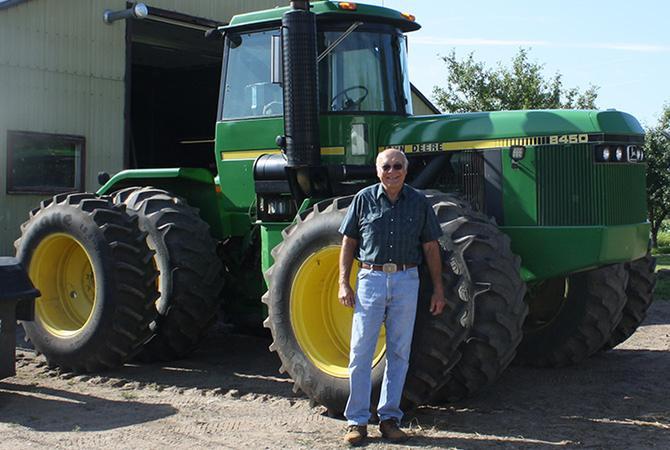 Quality On Farm Service - Rush City, MN