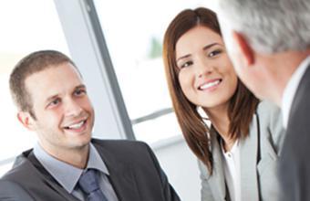 Commercial lending team