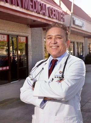 Dr. Naseh Nawabi