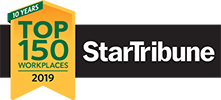 StarTribune Top 150 Workplaces 2019
