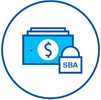 New SBA 7(a) or Express Loans