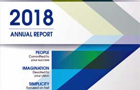 Stearns Bank 2018 Annual Report