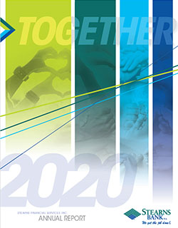 Stearns Financial Services 2020 Annual Report