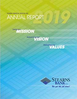 Stearns Financial Services 2019 Annual Report