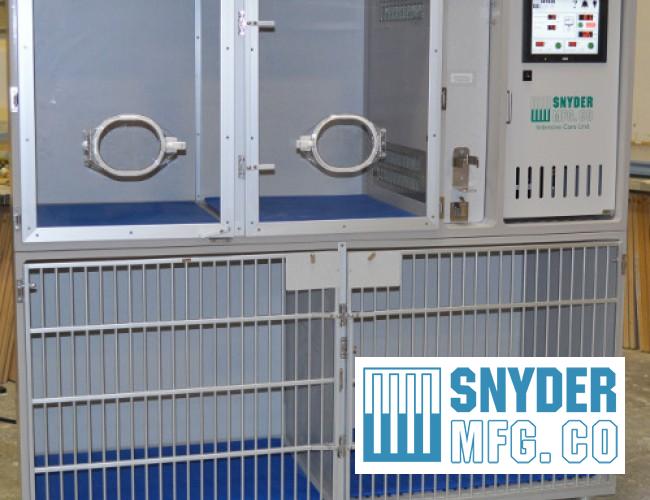 Snyder Manufacturing Kennel