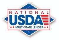 USDA Multi-State Lender for USDA rural development loans