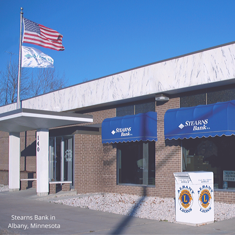 Stearns Bank Albany branch