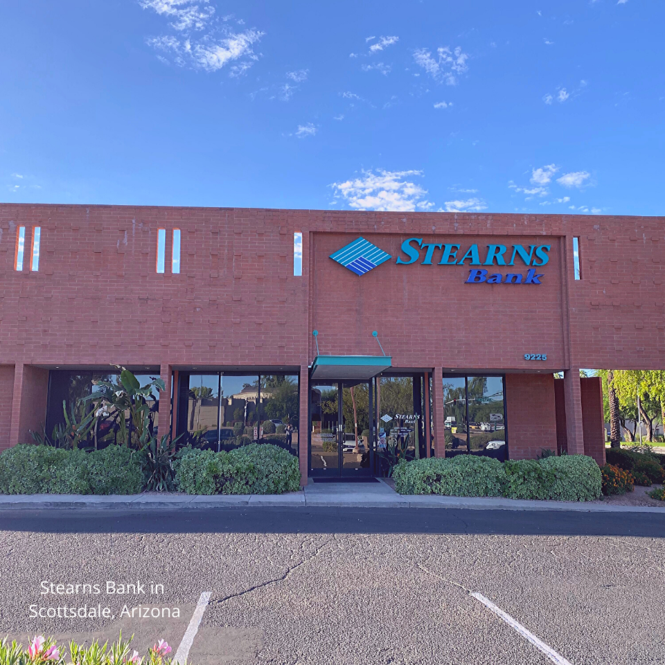 Stearns Bank Arizona location