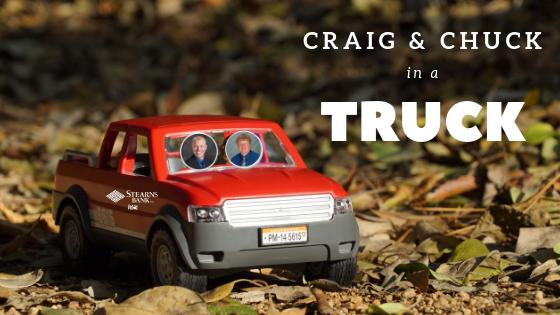 Craig & Chuck In A Truck - Equipment Financing vs. Paying Cash