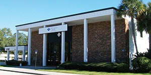 Saint Petersburg, Florida branch building. Stearns Bank