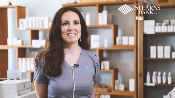 Small Business Dream Leads to Day Spa