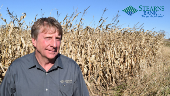 Stearns Bank Veteran Ag Salesman Reflects On Industry Changes