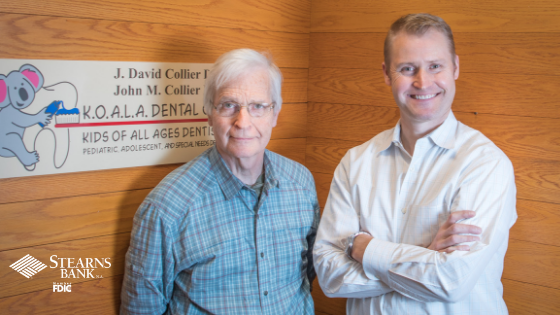 Central Minnesota Dentists Form Strong Bond With Stearns Bank