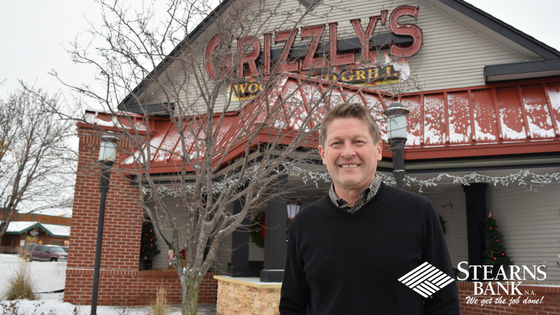 Restaurant Owner Cultivates 30-Year Relationship With Stearns Bank