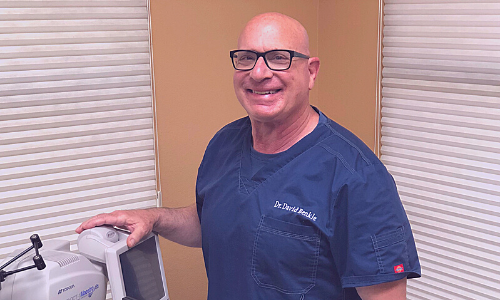 California Optometrist Adjusts Patient Procedures To Prevent COVID-19