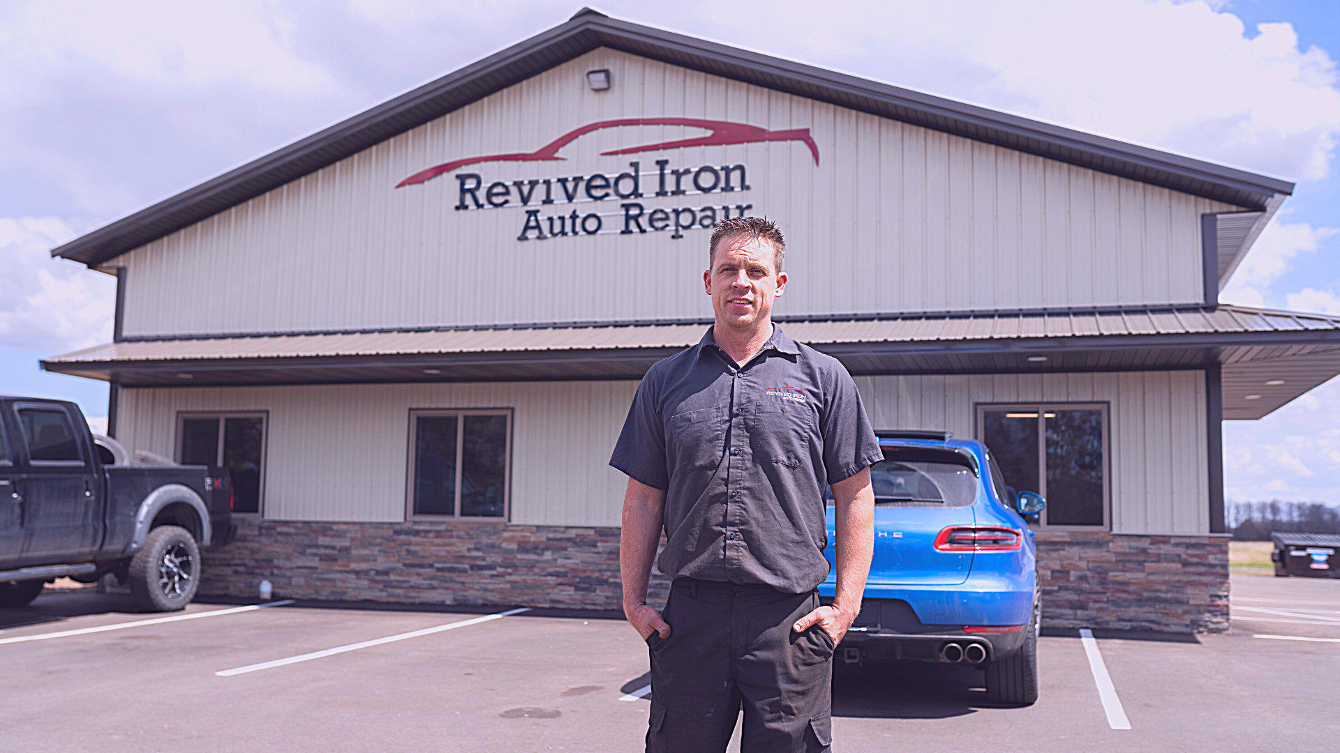 Revived Iron Auto Repair