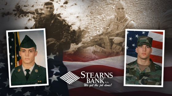 Military Runs Deep Through This Stearns Bank Family