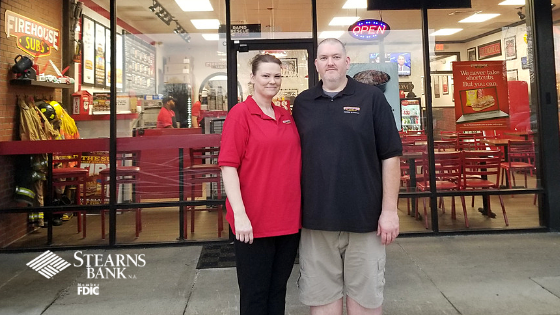 Former Firefighter Becomes Entrepreneur With Firehouse Subs Franchise