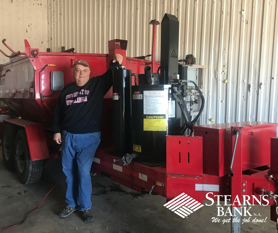 Small Business Owner Paves Way To Successful Equipment Financing Relationship