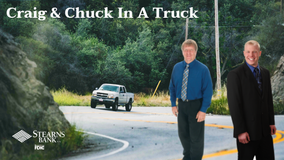 Craig & Chuck In A Truck: Renewable Energy Changing Ag World