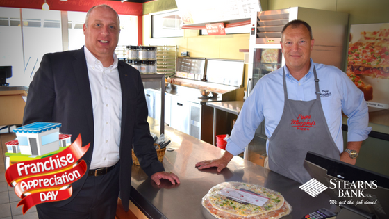 Papa Murphy's Franchisee Finds A Believer In Stearns Bank