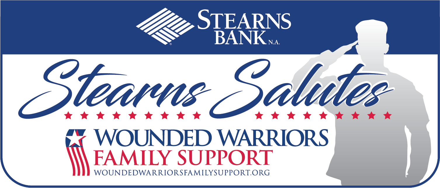 Stearns Launches Campaign To Benefit Wounded Warriors Family Support