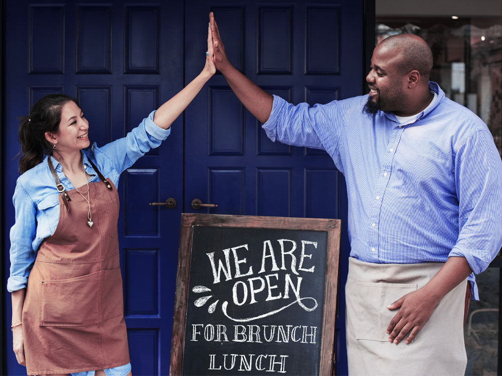 SBA loans for restaurants, restaurant financing
