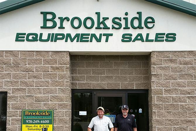 Brookside Equipment Sales Inc - Stearns Bank