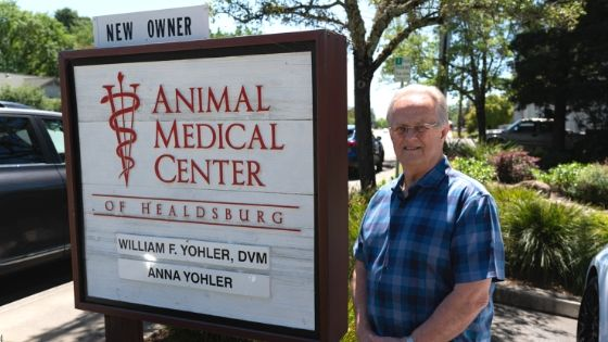 Longtime Veterinarian Gets Reinvigorated With Stearns Bank