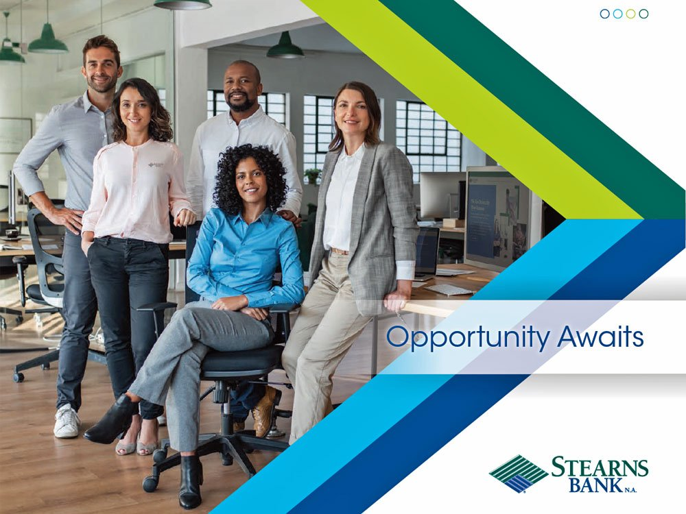 Stearns Bank - Opportunity Awaits