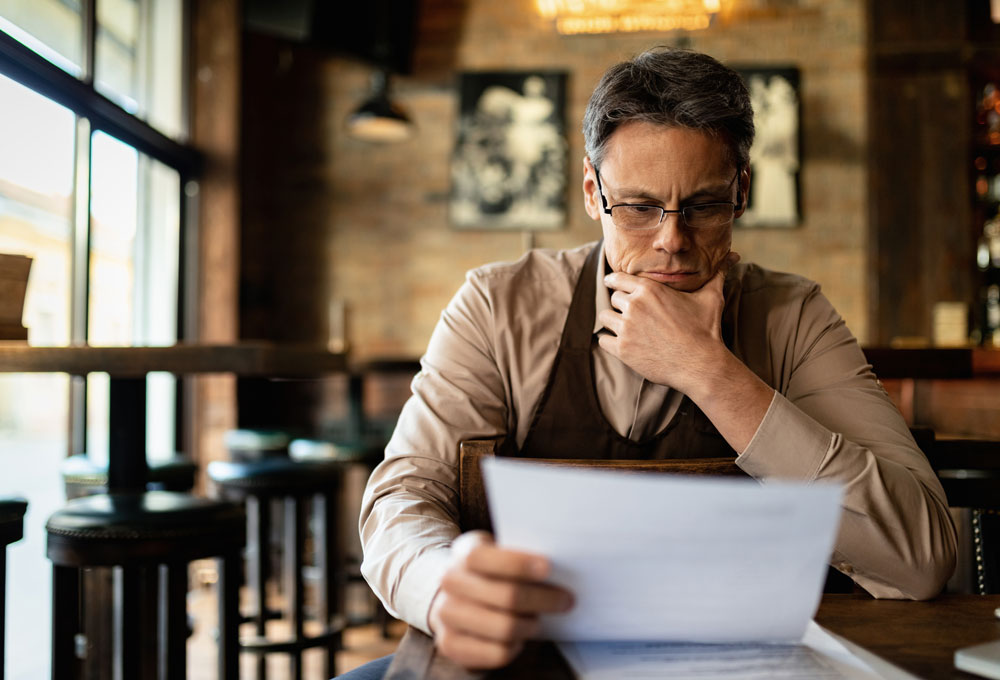 reviewing Paycheck Protection Program documents