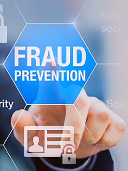 Fraud prevention program at Stearns Bank