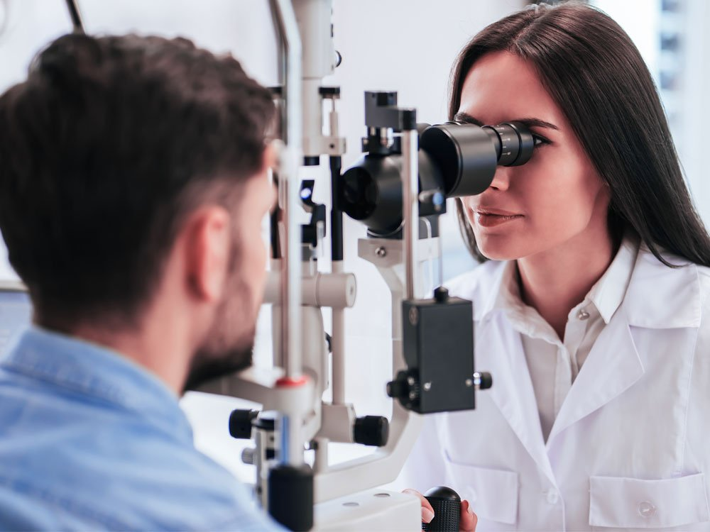 Equipment financing for optical practices
