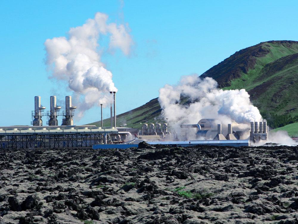 Renewable Energy for American Program - geothermal