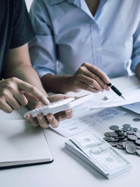 Managing high-balance deposit account with ICS/CDARS