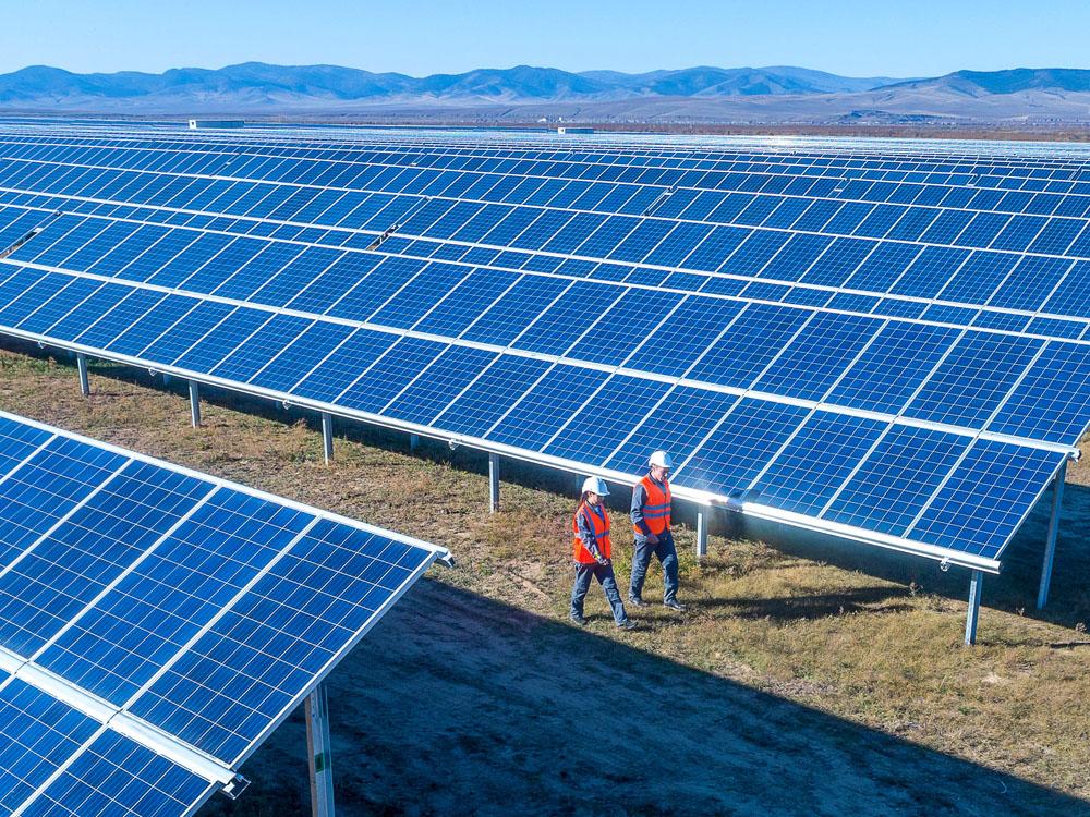 Renewable Energy for America Program - solar energy